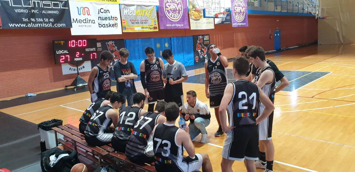 SERVIGROUP JUNIOR MASCULINO 68-60 V-74 VILLENA
