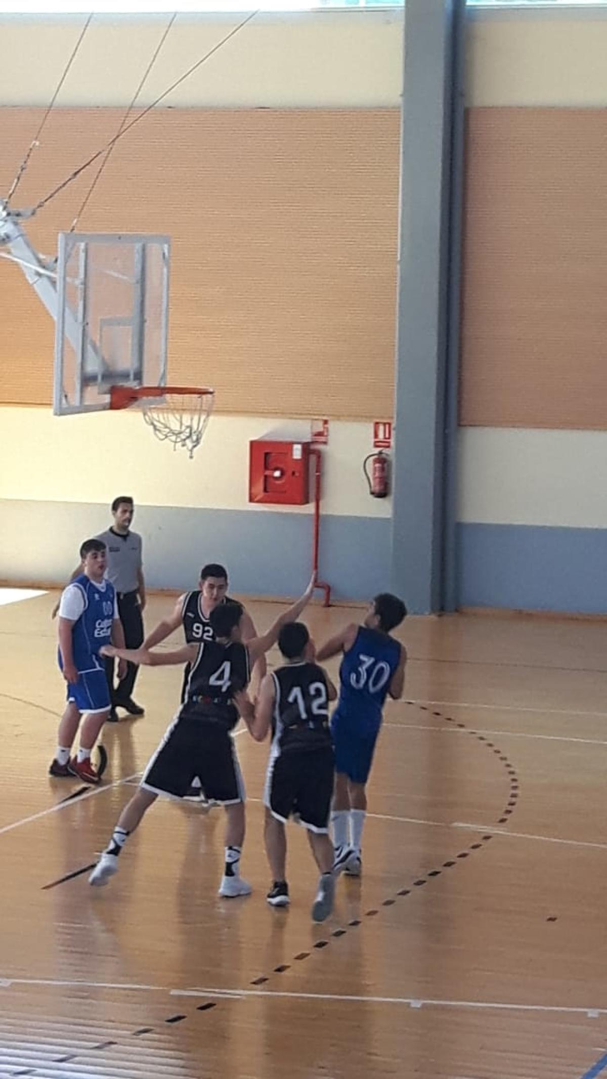 C.B. MONFORTE 39-93 SERVIGROUP JUNIOR BLANCO