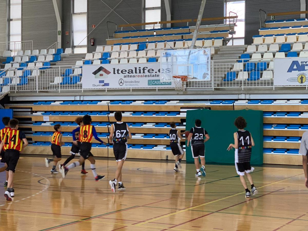 Altea Basquet 6 - 46 Infantil Visual Home.
