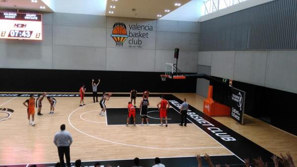 VALENCIA BASKET 67-70 SERVIGROUP BENIDORM