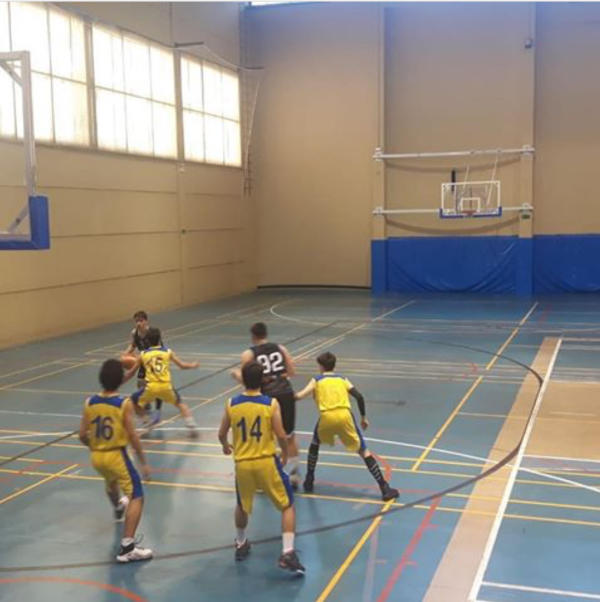 C.B CAMPELLO 51-48 SERVIGROUP JUNIOR BLANC